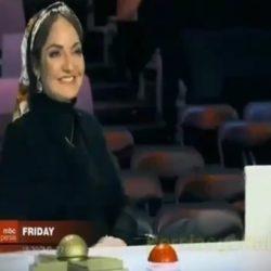 حضور مهناز افشار در برنامه چند شنبه با سینا