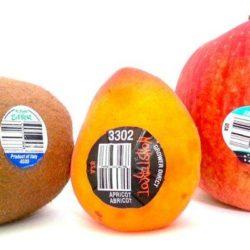 دانستنیهایی جالب درباره برچسب روی میوه ها