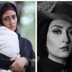 عکسها و بیوگرافی الهام طهموری بازیگر سریال وارش