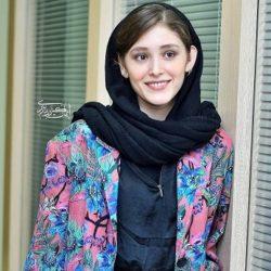 عکسهای فرشته حسینی در اکران سونامی
