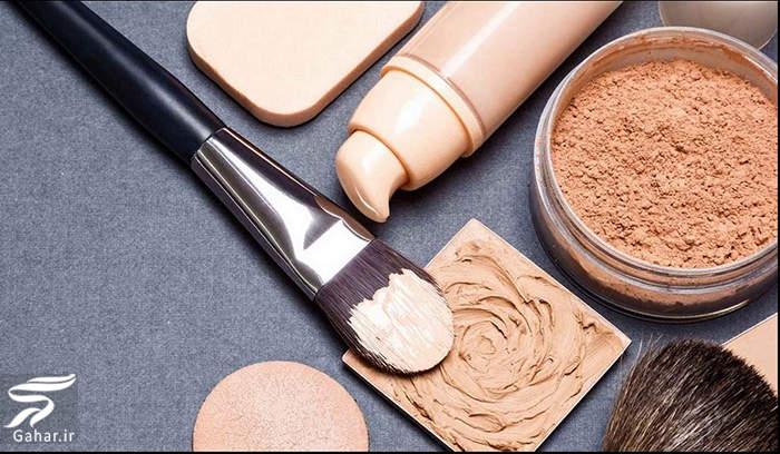 kerem pooooodr آرایش صورت با کرم پودر بهتر است یا پنکیک؟