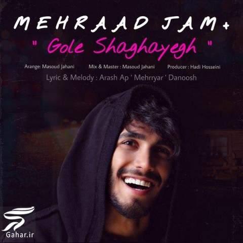 mehrad jam newmusic دانلود آهنگ گل شقایق مهراد جم + متن اهنگ گل شقایق