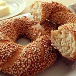 دستور پخت نان آچما ترکیه ای