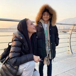عکسهای رامانا سیاحی آنجلینا جولا ایرانی و کچلیک