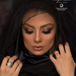 عکسهای آتلیه ای یکتا ناصر با میکاپ متفاوت