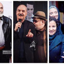 عکسهای بازیگران در سیزدهمین جشن منتقدان سینما