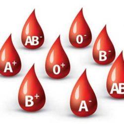 رابطه گروه خونی A ،B ،O و AB با سلامت بدن