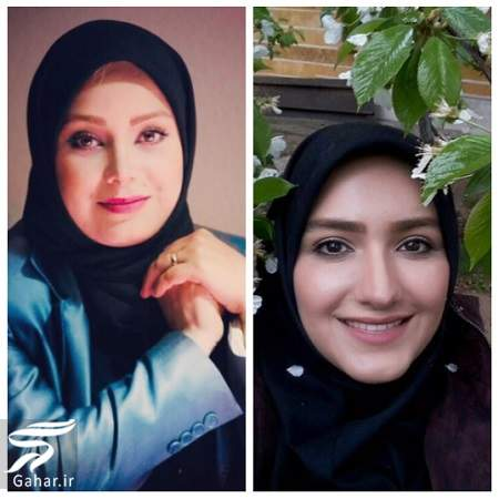 mojriyan خداخافظی صبا راد و زهرا خاتمی راد از تلویزیون