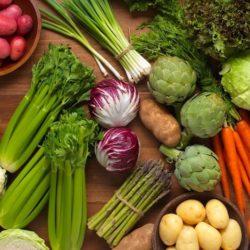 کدام سبزیجات قبل از خوردن باید پخته شوند؟