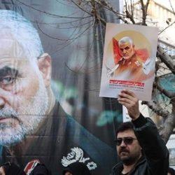 عکسهای مراسم تشییع سردار سلیمانی با حضور باشکوه مردم