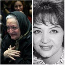 """بازیگر پیشکسوت """"شهلا ریاحی"""" درگذشت"""