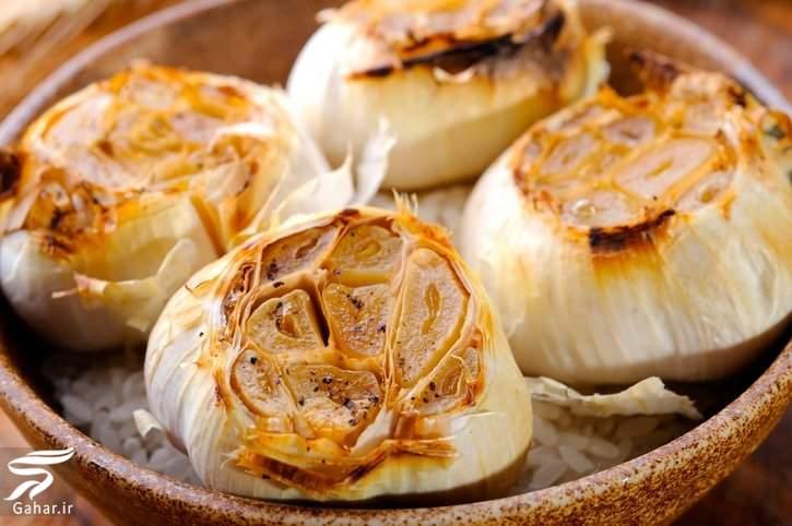 خوردن سیر کباب شده چه تاثیراتی بر بدن دارد؟, جدید 1400 -گهر