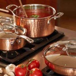 نکات قابل توجه برای پخت غذا در ظروف مسی