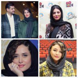عکسهای بازیگران در روز پنجم جشنواره فجر ۳۸