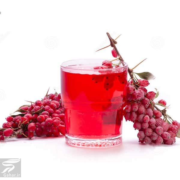 aaab zereshk خواص آب زرشک طبیعی برای سلامت بدن