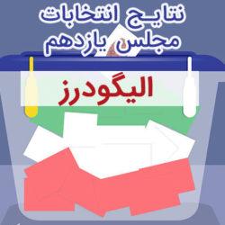 نتایج انتخابات الیگودرز سال 98