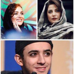 عکسهای بازیگران در روز ششم جشنواره فجر ۹۸
