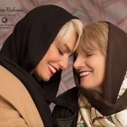 عکسهای دیدنی بازیگران و مادرانشان در روز مادر