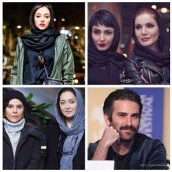 عکسهای بازیگران در جشنواره فجر ۳۸ / سری اول