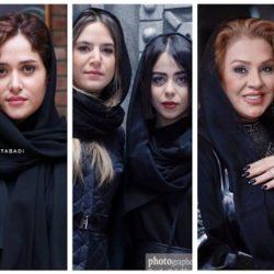 اکران فیلم ها با حضور بازیگران در جشنواره فجر ۹۸ / ۱۳ عکس