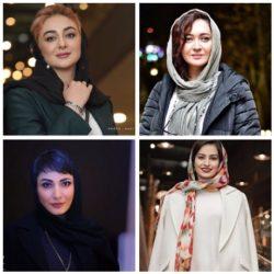 عکسهای بازیگران در سومین روز جشنواره فجر ۳۸