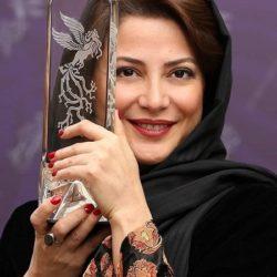 برنده سیمرغ بهترین بازیگر زن جشنواره فجر ۳۸ / تصاویر