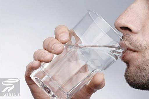 در چه مواقعی خوردن آب توصیه نمی شود, جدید 1400 -گهر