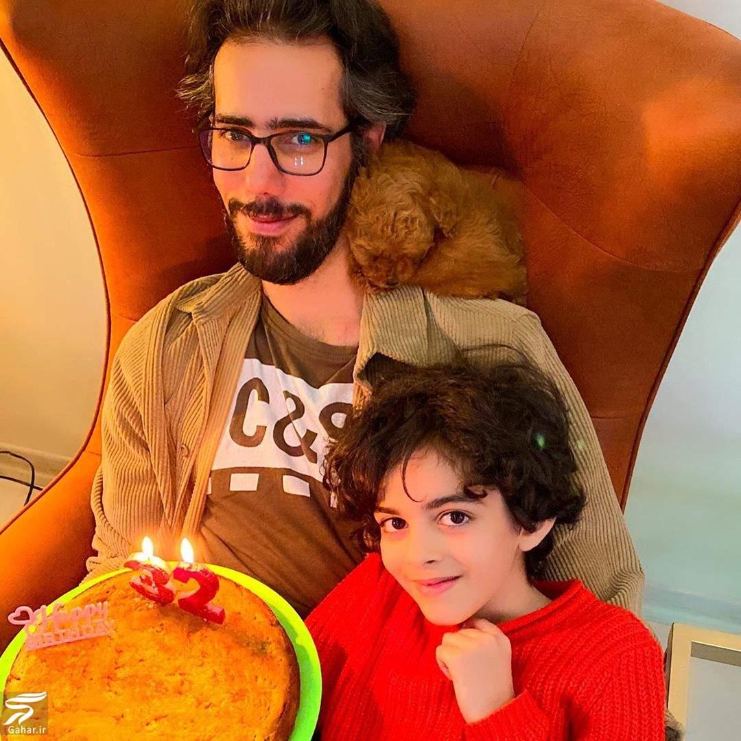 عکس برادر لیلا بلوکات و پست اینستاگرامی خواهرش برای او, جدید 99 -گهر