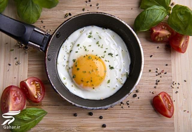 خوردن تخم مرغ چه تاثیراتی برای بدن دارد؟, جدید 1400 -گهر