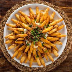 طرز تهیه غذای ترکیه ای مانتی کوزالاک مرحله به مرحله