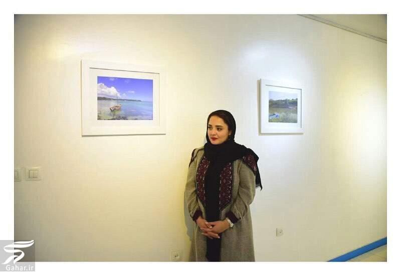 نمایشگاه عکس نرگس محمدی + عکس جدیدش, جدید 1400 -گهر