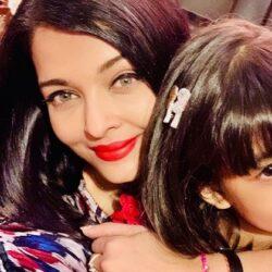 عکسهای جدید آیشواریا رای به همراه دختر و همسرش, جدید 1400 -گهر