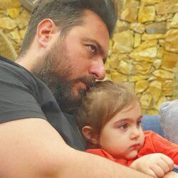 عکس دیدنی از تولد دو سالگی دختر محسن کیایی