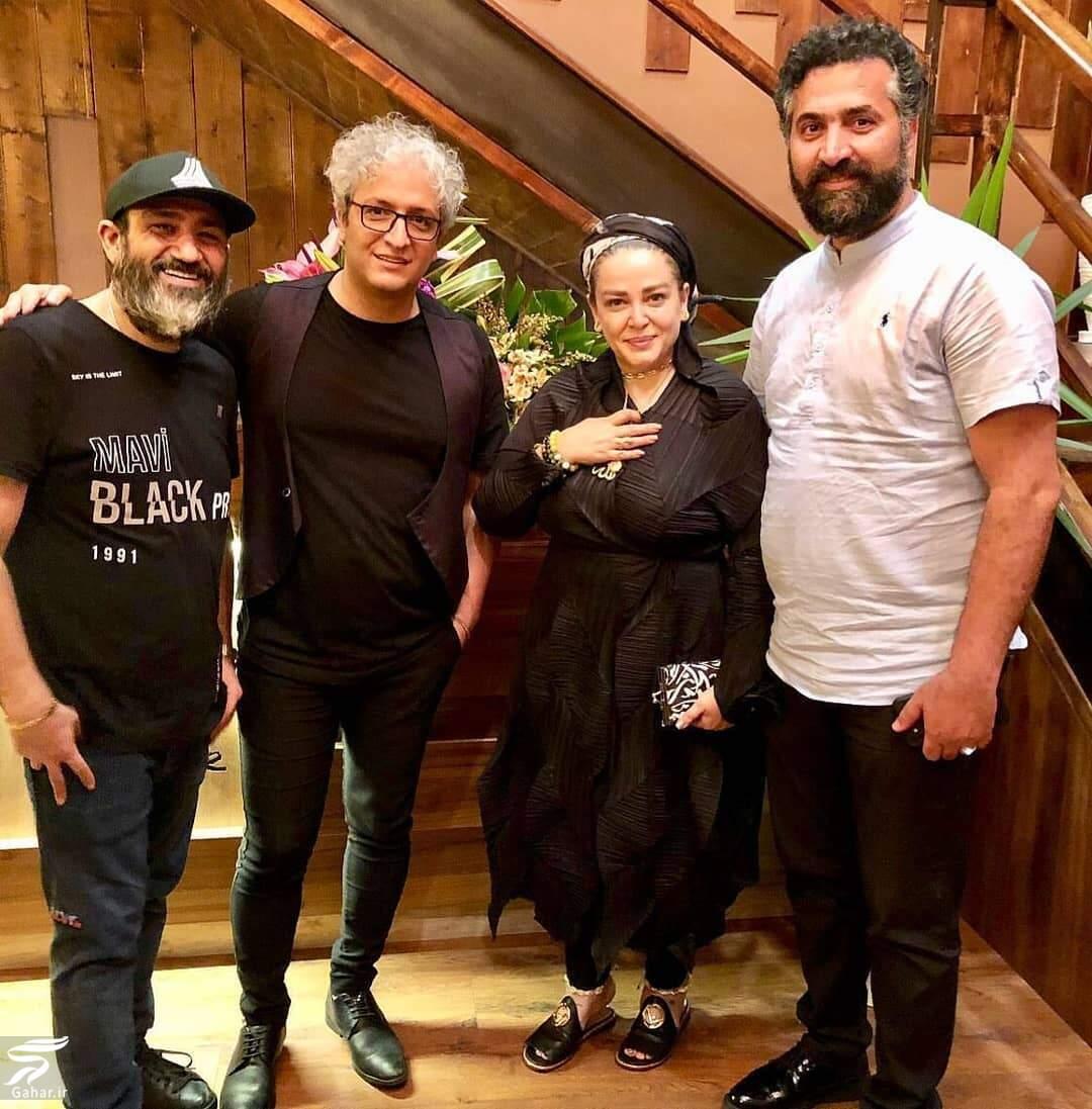کاهش وزن بازیگران ایرانی به طور چشمگیر و محسوس + عکس, جدید 1400 -گهر