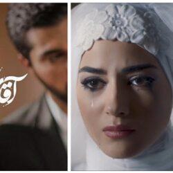 عکسها و بیوگرافی بازیگر نقش راضیه (مانلی) در سریال آقازاده
