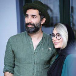 بازیگران در افتتاحیه نمایشگاه عکس هادی کاظمی / ۱۵ عکس