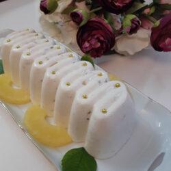 طرز تهیه دسر پلمبیر آناناس, جدید 99 -گهر