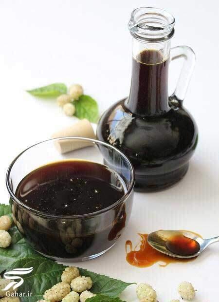 مهم ترین خواص شیره توت سفید و طرز تهیه آن, جدید 1400 -گهر
