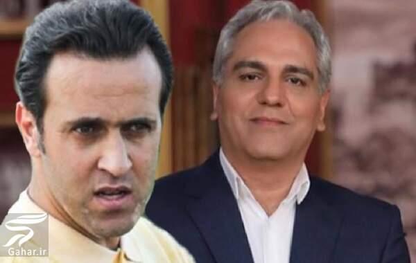 مهران مدیری علی کریمی mehran modiri ali karimi علت عدم حضور علی کریمی در دورهمی چه بود؟
