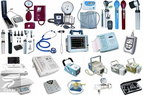 پرکاربردترین ابزار و تجهیزات پزشکی در بیمارستان, جدید 1400 -گهر