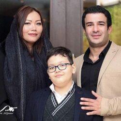 یوسف تیموری : همسرم برای همیشه از ایران رفت