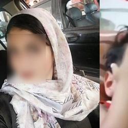 مادر کودک آزار مشهدی