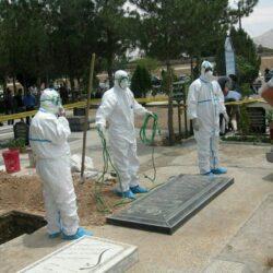 آمار وحشتناک فوت کرونایی ها در تهران از زبان مدیر بهشت زهرا