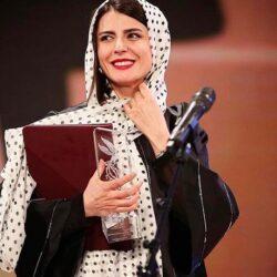 واکنش لیلا حاتمی به حضورش در لیست زیباترین زنان