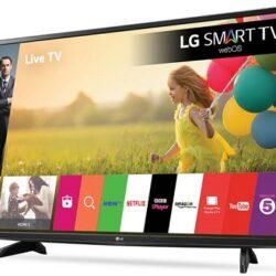 قیمت جدید تلویزیون های ال جی