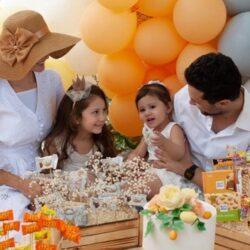 عکسهای تولد پناه دختر شاهرخ استخری و سپیده بزمی پور