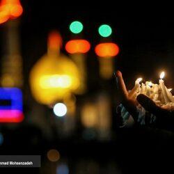 برگزاری مراسم شام غریبان در شهرهای مختلف / تصاویر, جدید 1400 -گهر