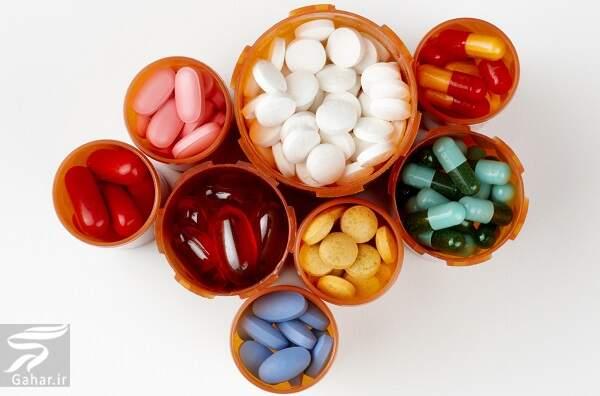 این داروها نباید همزمان مصرف شوند, جدید 99 -گهر