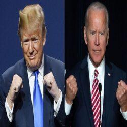 مناظره ترامپ و بایدن
