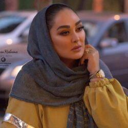 عکس جدید الهام حمیدی و همسرش به بهانه تبریک تولد عاشقانه